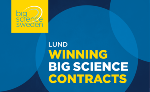 Winning Contracts with Big Science Facilities