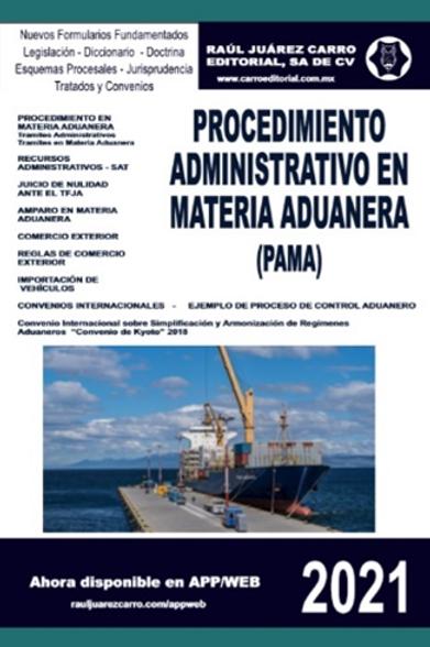 Proc. Adm. en Materia Aduanera App