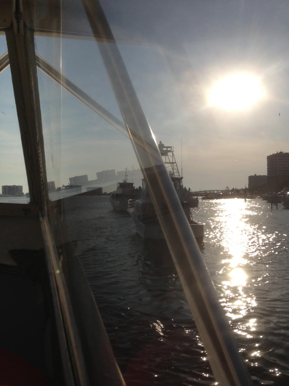 Blessing of the Fleet Sunset