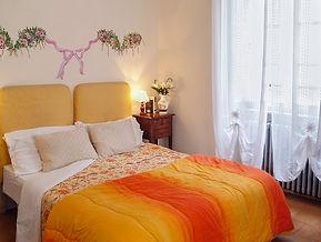 B&B Le Violette di Lucca | Bed and Breakfast centro Lucca | camera doppia