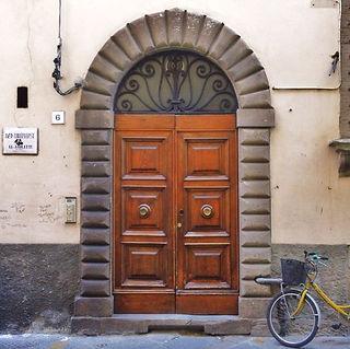 B&B Le Violette | Bed and Breakfast Le Violette Lucca | front door