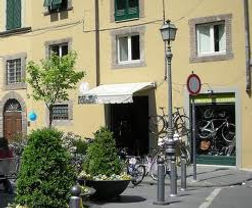 B&B Le Violette di Lucca | Bed and Breakfast centro Lucca | Chrono bikes