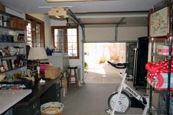 LOWER GARAGE BOAT ROOM