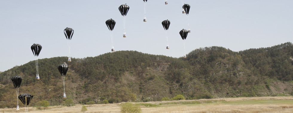 LCLA - low cost low altitude - Cargo Parachutes