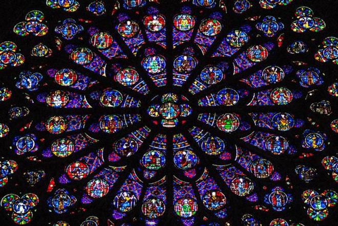 canva-glass-window,-rosette,-church-wind