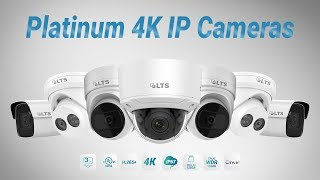 4k ip security cameras