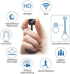Spy Camera, SpyCamera Small, Small Camera, Spy Cameras, Hidden Camera, Hidden Cam, Button Camera, WiFi Spy Camera, Small Spy Camera, high quality spy cams