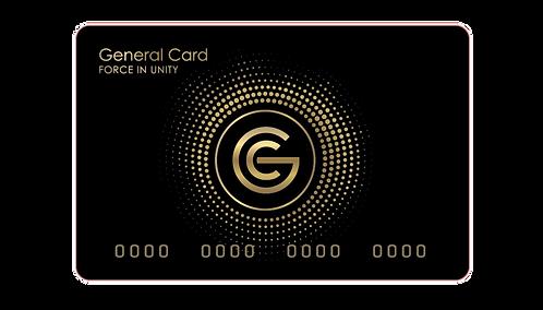 "Единая карта ""General Card""."