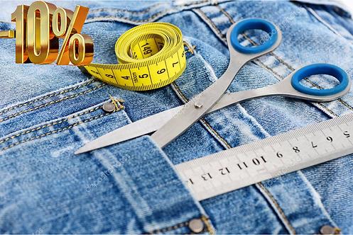 Ремонт одежды, кожаных изделий. -10%