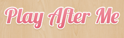 Play After Me Logo