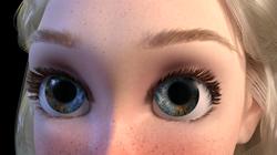 lily eyes