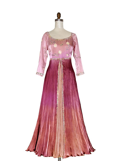High Waist Gown Primavera