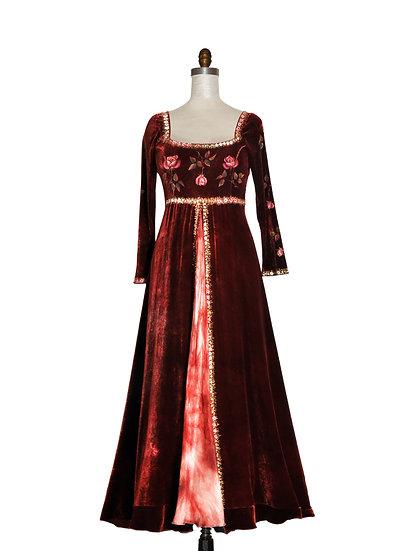 Tudor Style Gown