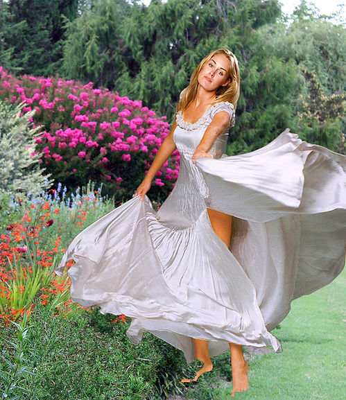 btridal gown in the garden.jpg