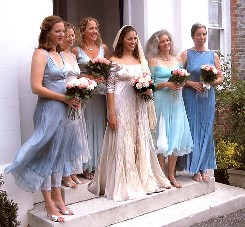 Wedding gowns and bride maids.jpg