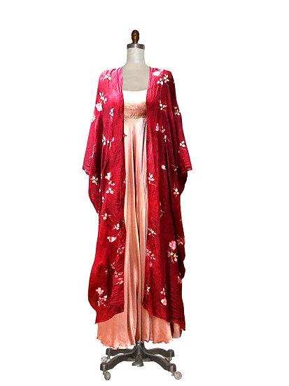 Fluid Long Kimono