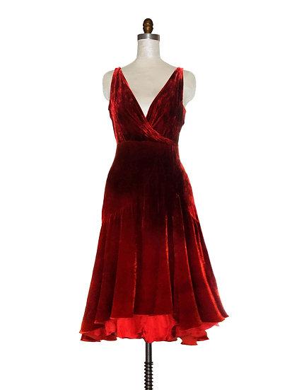 Isadora Short Dress