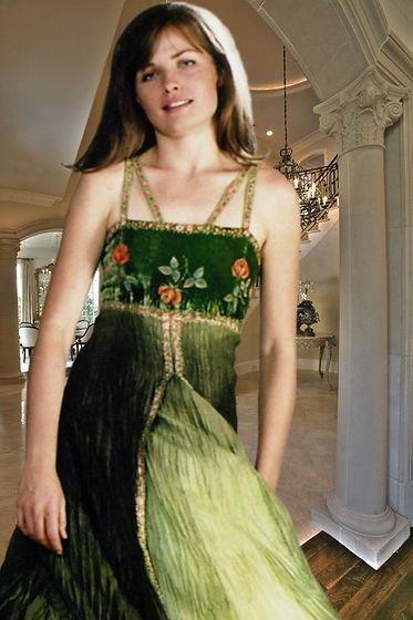 beautiful green evening gown.jpg