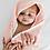Thumbnail: Hooded Baby Turkish Towel