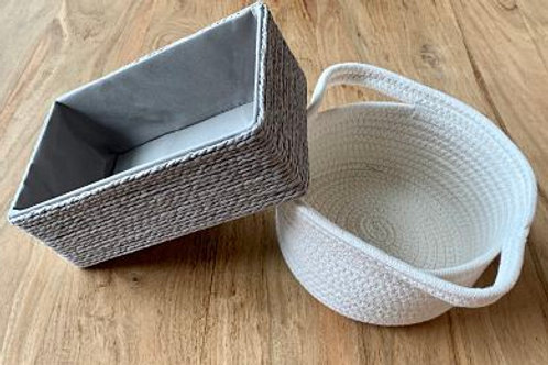 Gift Bundle Containers