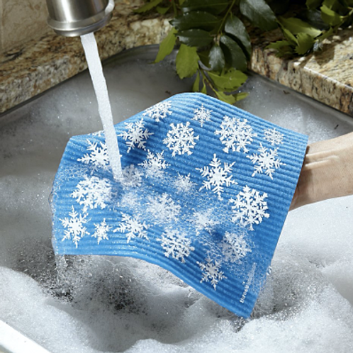 Holiday Swedish Dishcloths