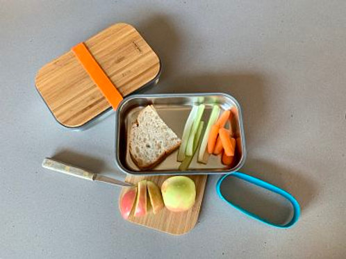 Bamboo+Stainless Steel Lunch Box