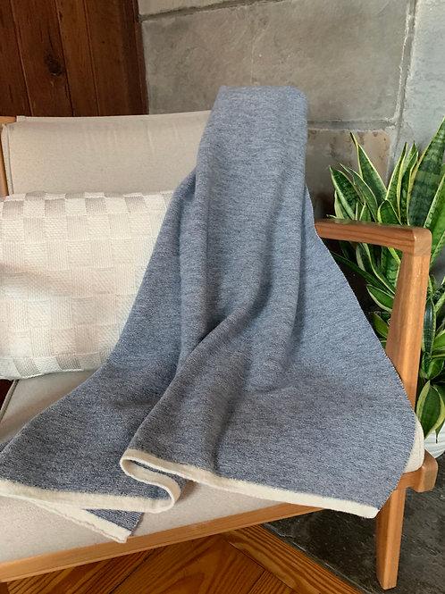 Alpaca & Wool Lap Blanket