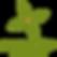 Green Goods logo stacked transparent bg_