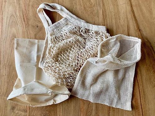 Organic Natural Market Bags