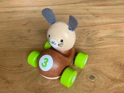 Earth Friendly Bunny Racer - Non-Toxic