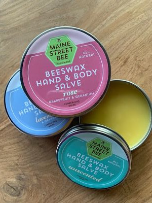 Beeswax Hand & Body Salve