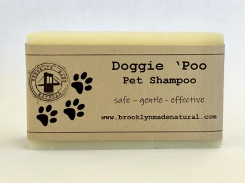 Doggy 'Poo Shampoo Bar