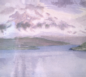Landscape with Water 1910