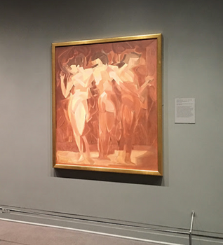 Meeting (The Three Graces) - The Metropolitan Museum of Art, NY