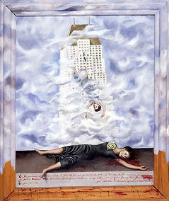 frida-kahlo-painting-the-suicide-of-doro