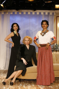 Frida, Clare and Dorothy