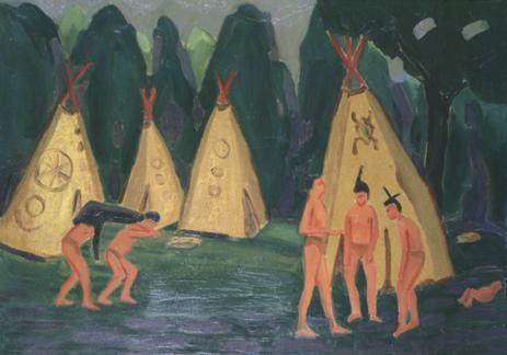 Indians, 1907