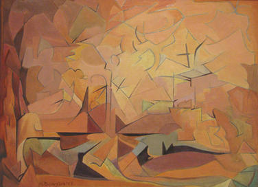 Dawson Afternoon II, 1913