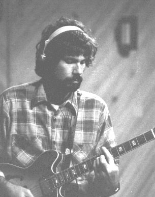 Tom at Live Oak Studios (1981)