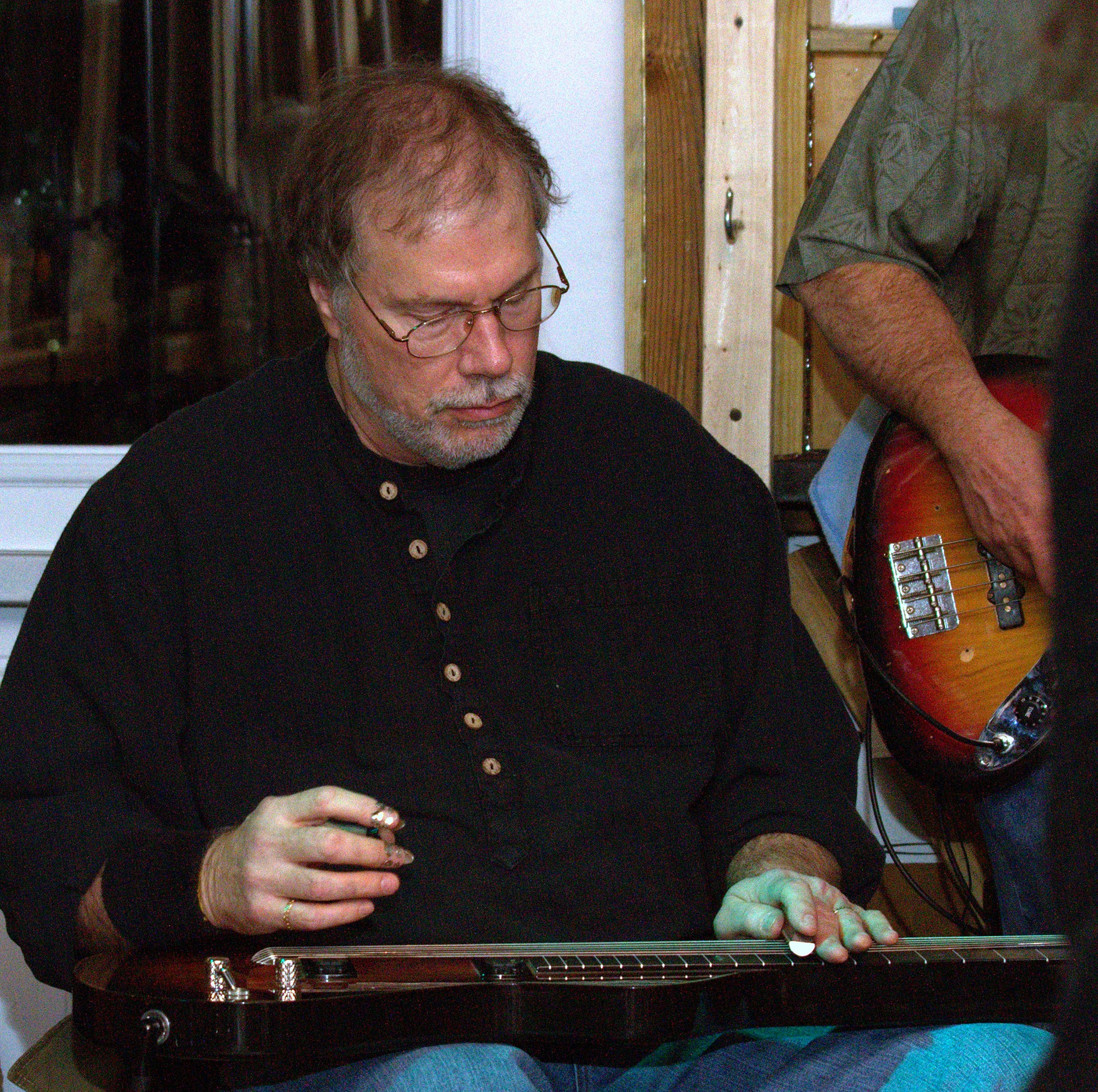 Tom - Lap Steel - Wickers - 022115