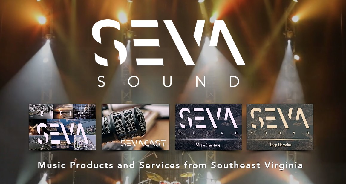 SEVA Sound Home Page