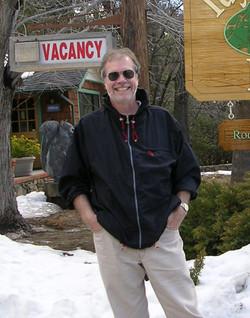 Tom in Idylwild, CA - 2012