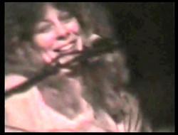 Tania at Smacks - 1987