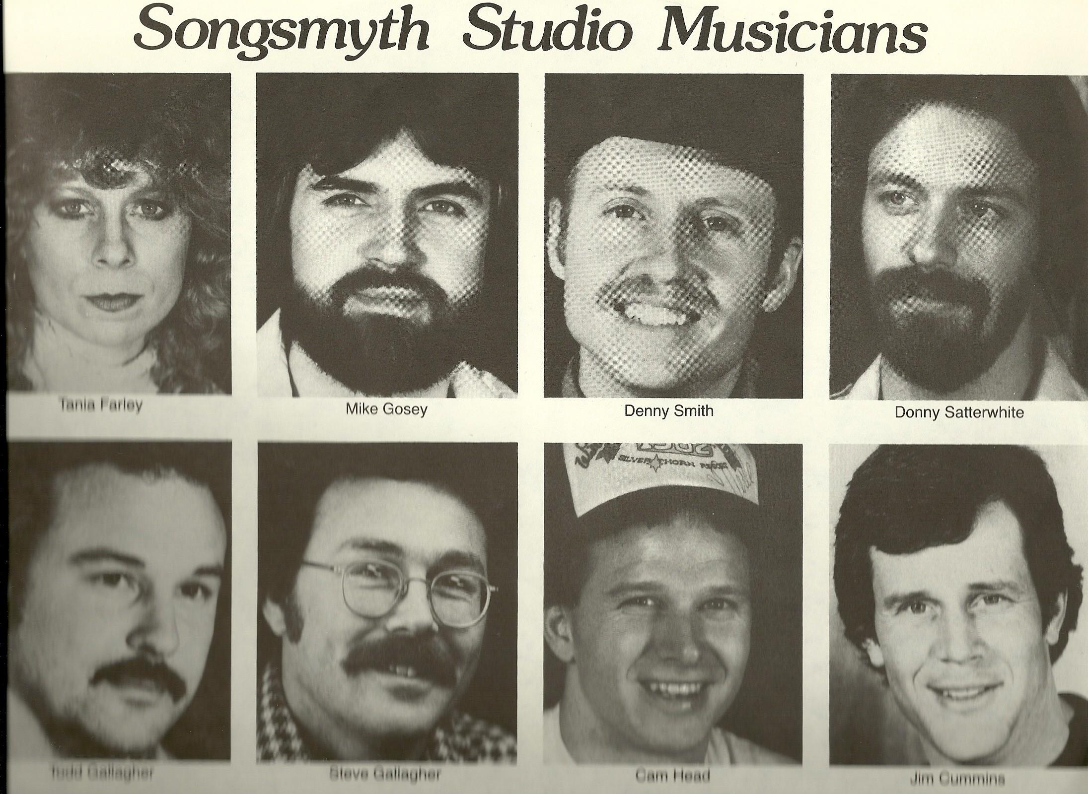 Songsmyth Musicians