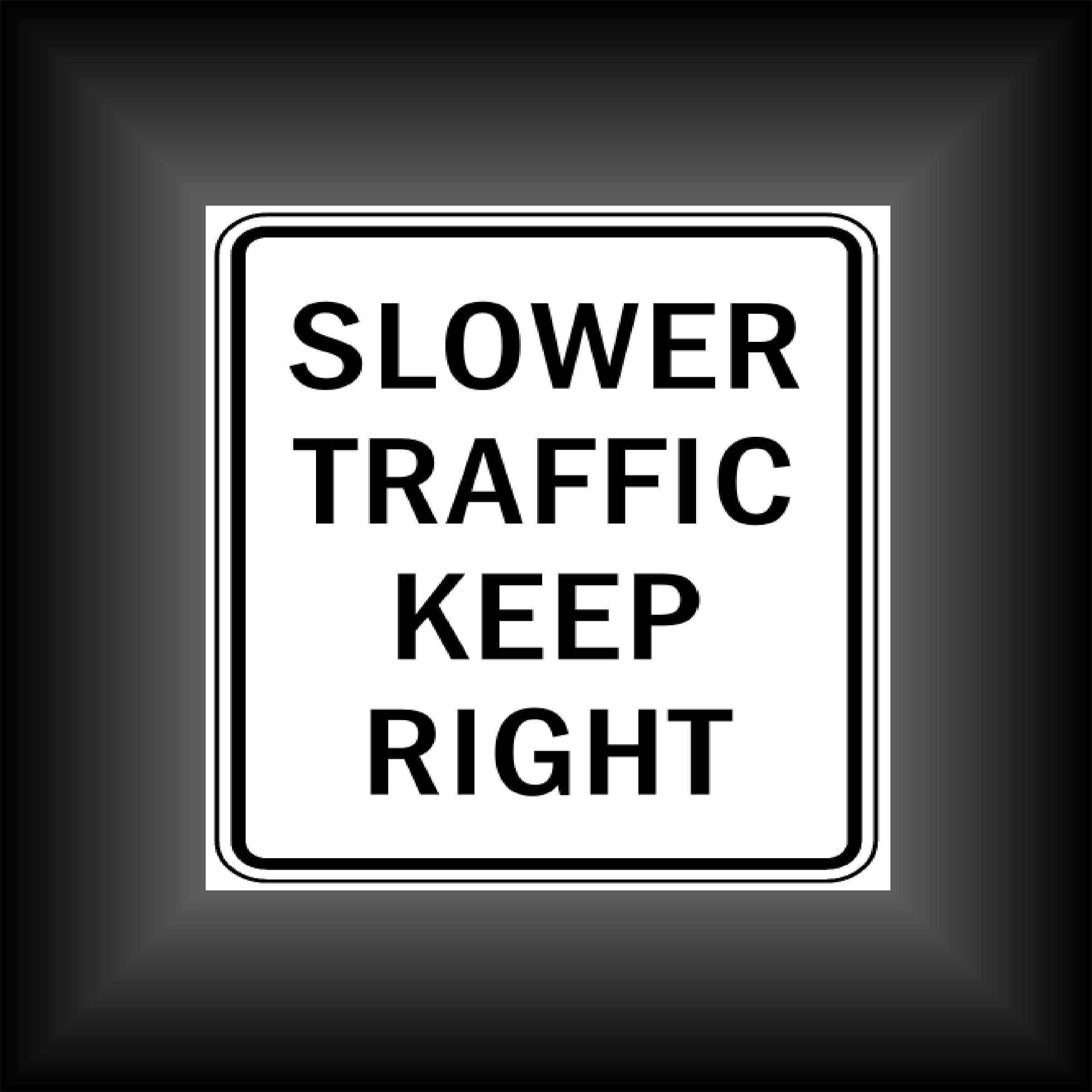 """Slow Drivers in the Left-Hand Lane"""