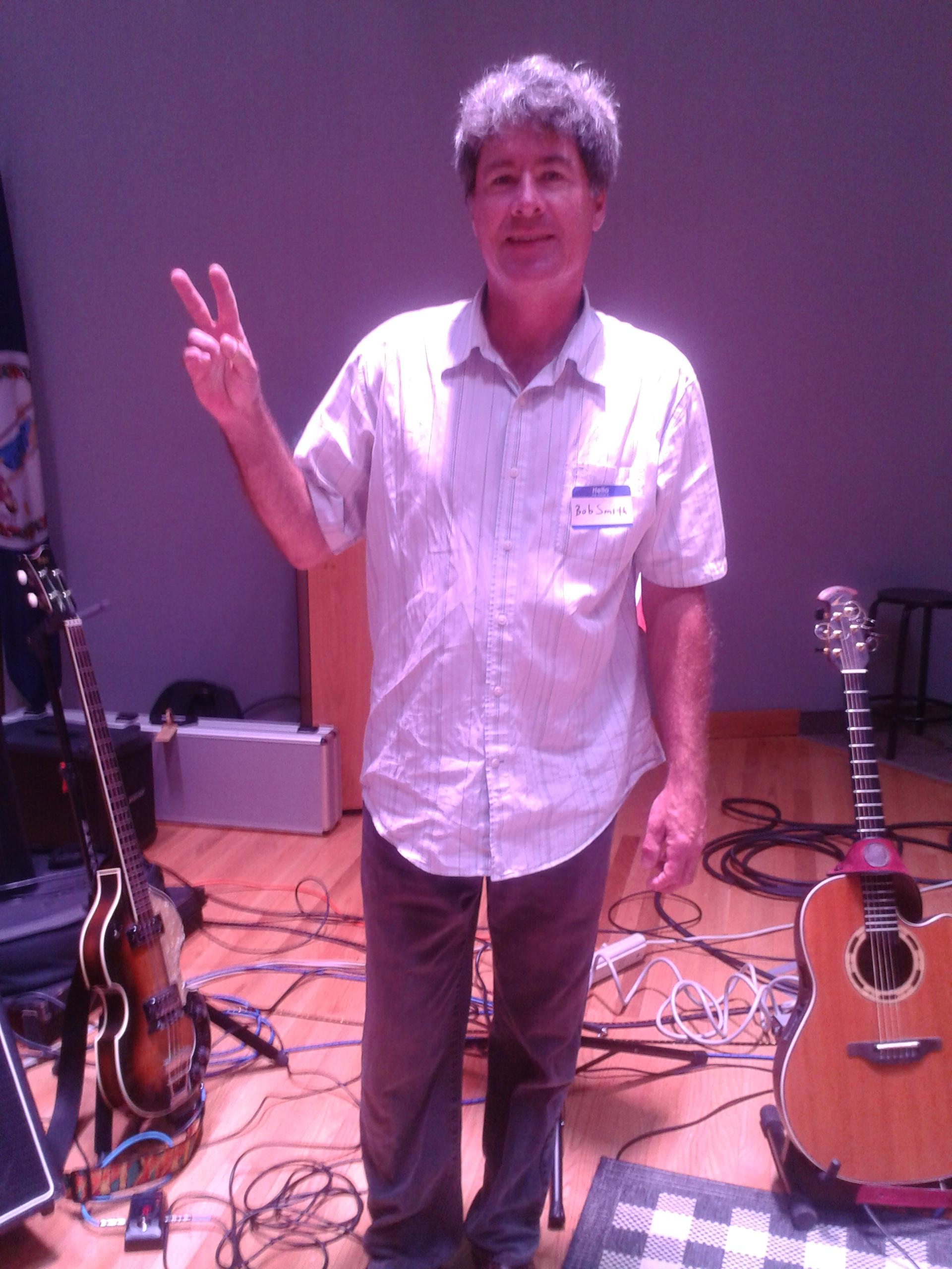 Bob Smith - TFAM - 082413
