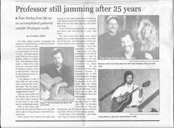 The Marlin Chronicle - 2012