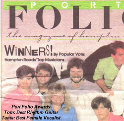 Port Folio Peoples Choice Awards