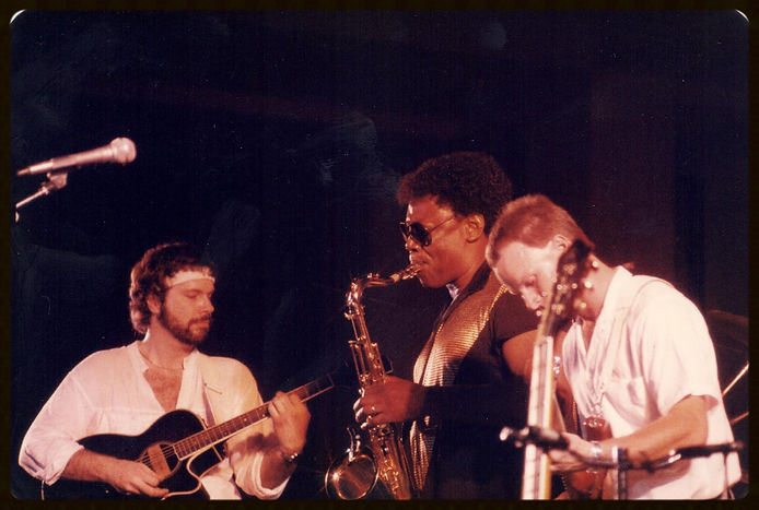 Tom Farley - Clarence Clemons - Cam Head