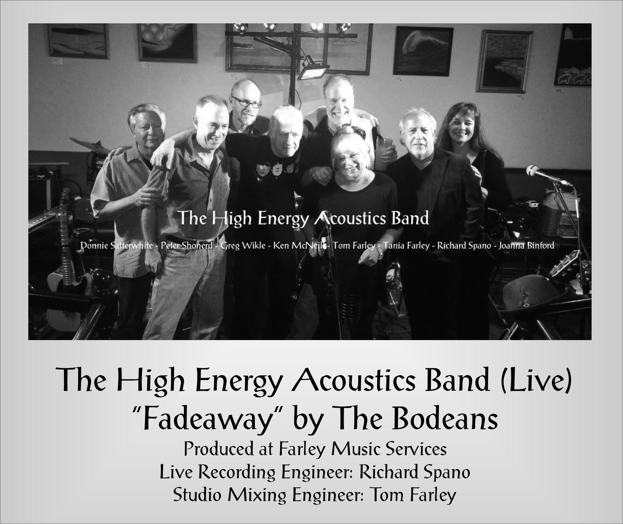 """Fadeaway (Live)"""